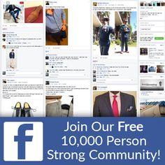 RealMenRealStyle Facebook Community