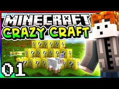 http://minecraftstream.com/minecraft-episodes/minecraft-crazy-craft-3-0-episode-1-lucky-block-or-not/ - Minecraft: Crazy Craft 3.0 - Episode 1 - LUCKY BLOCK OR NOT?  Welcome to Crazy Craft 3.0! This series is on the Crazy Craft 3.0 modpack and is played on a SMP server with a bunch of awesome YouTubers and streamers! Download Crazy Craft 3.0: http://test.voidswrath.com/modpacks/crazy-craft-3-0/ Everyone on the server: Ant:...