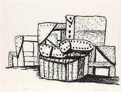 Philip Guston, Studio Forms