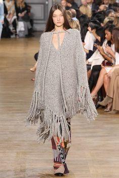 Chloe Autumn/Winter 2015-16 Ready To Wear Paris Fashion Week #PFW #BestLooks