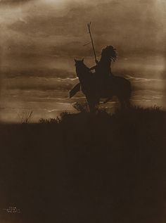 reminds me of edward curtis...