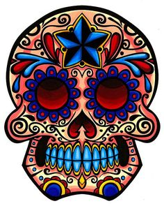 Sugar Skull Photo by starkissed1 | Photobucket