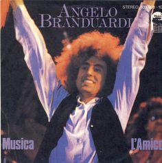 Angelo Branduardi - Musica