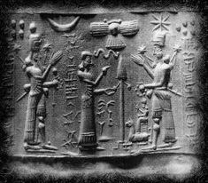 Uruk -Inanna is Venus, known later as Ishtar, and the Uruk tablets specify her celestial identity w/the symbol for 'star', an 8-pointed star. References to Venus as early as 3000 BC are known from evidence at Uruk, an important early Sumerian city in S Iraq. One clay tablet found at the site says 'star Inanna'