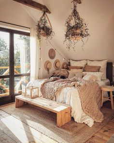 Cozy Boho Bedroom