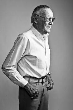 Stan Lee   by Michael Muller