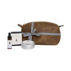 Brighton Beard Co. Wash Bag Beard Grooming Kit