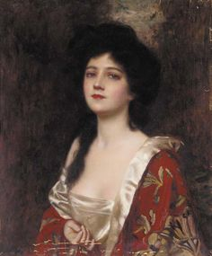 The Athenaeum - A Spanish Lady (Abbey Altson - No dates listed)