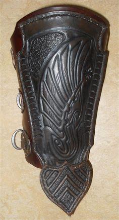 elven bracer by Sharpener.deviantart.com on @deviantART
