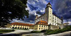 """""""Bratislava castle"""" by Branislav Dudas, via 500px."""