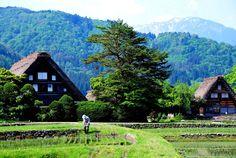 日本の原風景ここにあり。