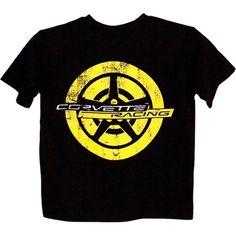 Boys Corvette Racing Vintage Logo T-Shirt #MeijerKidsLooks #BacktoSchool