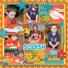 Squish - Scrapbook.com