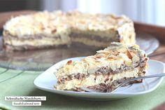 Swedish almond tarte