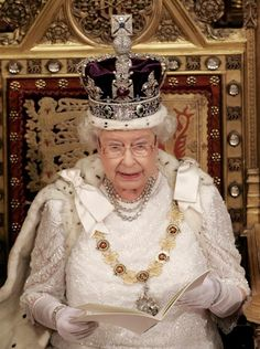 To the citizens of the United States of America from Her Sovereign Majesty Queen Elizabeth II