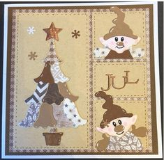 Amain Hobbies Near Me Refferal: 6513354403 Chrismas Cards, Christmas Cards To Make, Diy Cards, Handmade Cards, Gingerbread Cookies, Hobbies, Card Making, Scrap, Holiday Decor