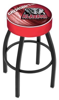 Alabama Bar Stool L8B130AL-ELE-D2