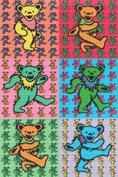 Sweden, schizoaffective and very weird. Grateful Dead Wallpaper, Grateful Dead Poster, Lsd Tabs, Lsd 25, Clown Posse, Chakra Meditation, Hippie Art, Aesthetic Backgrounds, Stage Design