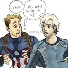 In the end credits of civil war he better do this. >> I imagined the scenario in my mind earlier and almost cried, both of joy and sadness.