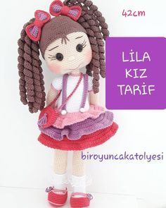 2019 All Best Amigurumi Crochet Patterns - Diy Crafts - maallure Crochet Doll Pattern, Crochet Patterns Amigurumi, Amigurumi Doll, Knitted Dolls, Crochet Dolls, Audrey Doll, Diy Crafts How To Make, Crochet Disney, Stuffed Toys Patterns