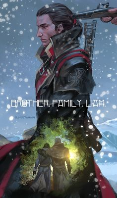 Brother, Family, Liam. by sunsetagain.deviantart.com on @deviantART
