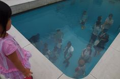 Swimming Pool, an amazing and visually confounding installation by Leandro Erlich.