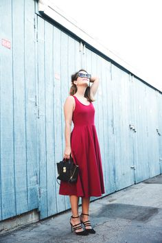 Red_Dress-Daily_look-Outfit-Street_Style-Collage_Vintage-4