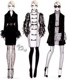 Hayden Williams Pre-Fall 2012 collection by Fashion_Luva, via Flickr