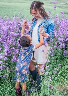 Spring Fashion: mommy and me outfits for the stylish mom