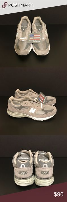 New Balance MR993GL Made in USA BRAND: New Balance  STYLE: MR993GL COLOR: Grey CONDITION: New BOX: No SIZE: 12 NOTE: Normal signs of wear with Dirt/Stains   Thank you for viewing and check out my other listings for great deals!  MAKE ME AN OFFER * New Balance Shoes Sneakers