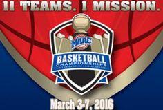 2016 MAAC Men's & Women's Basketball Championships  March 03, 2016 - March 07, 2016