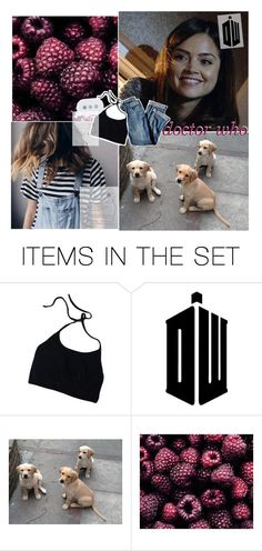 """you and i were fighting"" by g-allifrey ❤ liked on Polyvore featuring art and botts36"