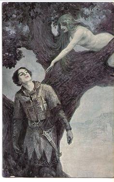 Русский художник иллюстратор Сергей Соломко (1867 – 1928). Обсуждение на…