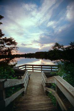 Kent Lake Overlook - South Lyon, Michigan