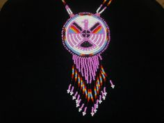 sale item...thunderbird necklace by deancouchie on Etsy