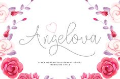 Hey, I found this really awesome Etsy listing at https://www.etsy.com/ca/listing/266567029/angelova-digital-fonts-download-this