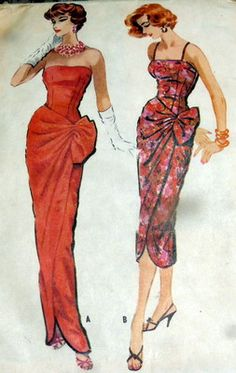 Vogue 4425 ~ eBay auction by oncillakat ended July 16 2012 ~ winning bid was $94.00