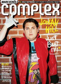 2009 | Complex, Jonah Hill.