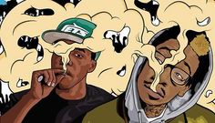 Wiz + Curren$y #T.G.O.D #JetLife pic is kinda dope New Hip Hop Beats Uploaded EVERY SINGLE DAY  http://www.kidDyno.com