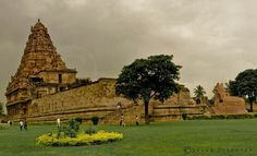 Tanjur temple
