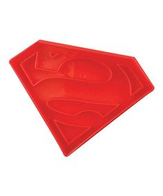 Look what I found on #zulily! Superman Logo Cookie Cutter #zulilyfinds