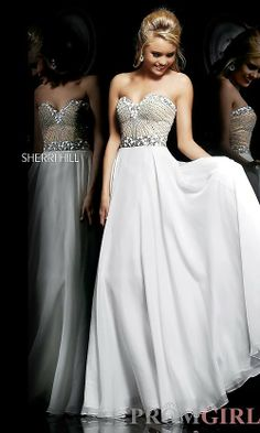 Sherri Hill Pretty Prom Dress
