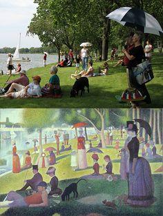 Real life imitating art.
