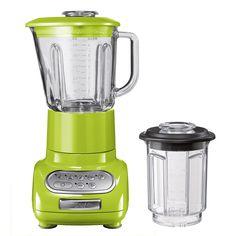 #KitchenAid Artisan #Blender #Standmixer mit 1,5l Glasbehälter und Soft-Start-Funktion für besonders sauberes Mixen.