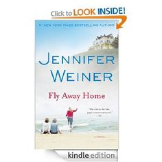 Jennifer Weiner. This is a great author, can't get enough of her books!