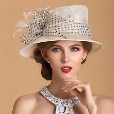 Shop from the world's largest selection and best deals for Church Women's Formal Hats. Shop with confidence on eBay!