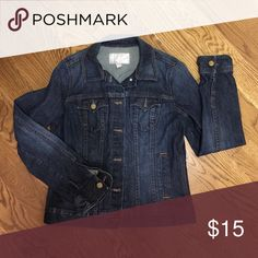 Old Navy jean jacket Old Navy Jean jacket size M Old Navy Jackets & Coats Jean Jackets