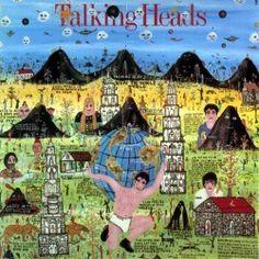 Talking Heads, Little Creatures