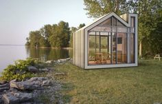 Проект сборного домика в Канаде