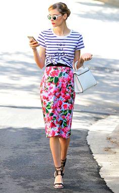You, Me & Capri! from Jaime King's Street Style | E! Online